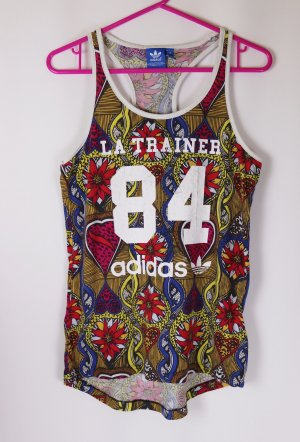Adidas Muscle Shirt multicolored mixture fibre
