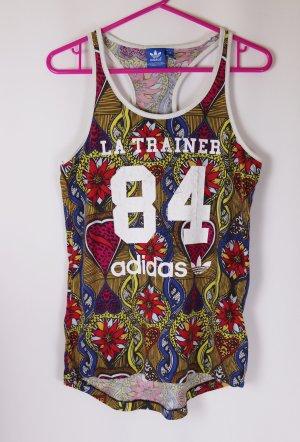 Adidas Débardeur marcel multicolore tissu mixte