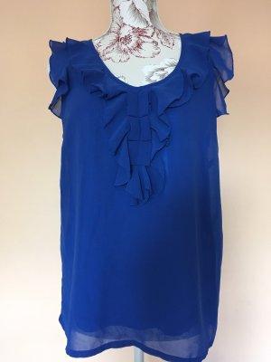 Shirt // Top // Bluse royalblau Vero Moda