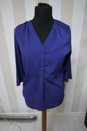 Shirt Tunic blue