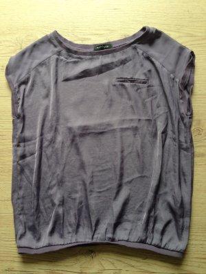 Shirt Top lila Lavendel Gr 38 neu