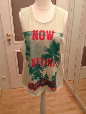 Shirt Top oversized Tanktop Gr. M von Vans NEU mit Etikett