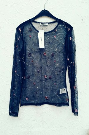 #shirt #top #stickerei #blume