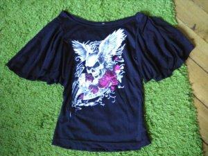 Shirt Totenkopf Größe M
