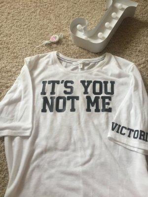 Shirt Victorias Secret neu ungetragen weiß