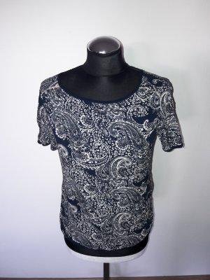 shirt vila m paisley