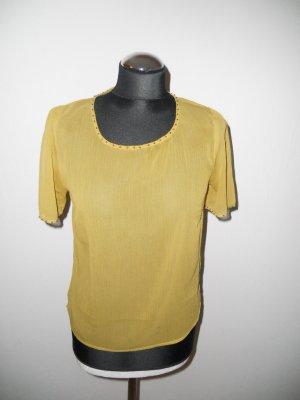 Shirt Vila senfgelb Gr. S