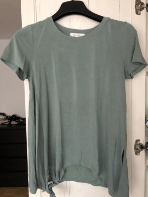 Active USA T-Shirt sage green-turquoise