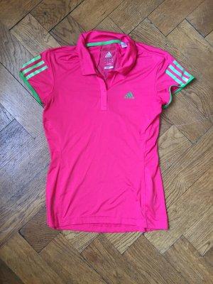 Adidas Camisa deportiva rosa-rosa neón