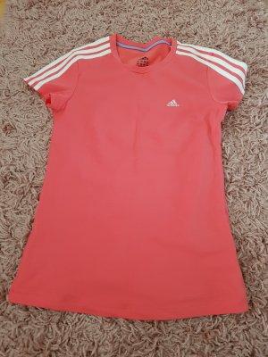 Adidas Sports Shirt salmon-bright red