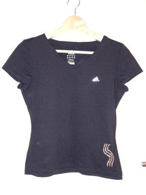 Shirt von Adidas in schwarz