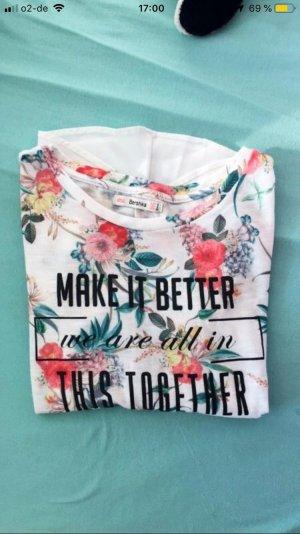 Shirt von Bershka