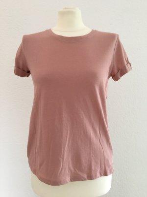Shirt von bershka in rosa