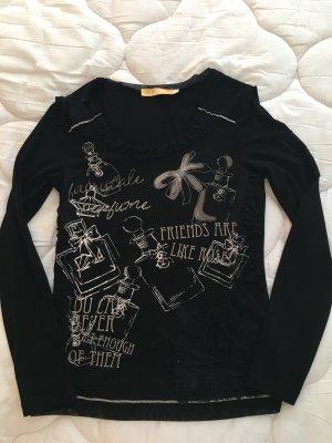 Shirt von BIBA, schwarz