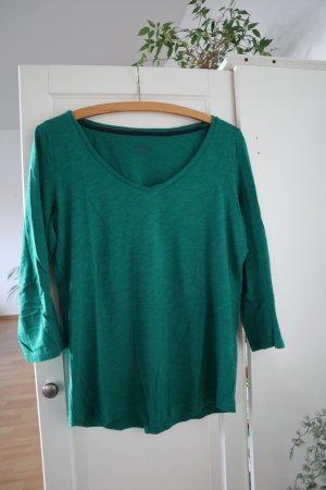 Boden Camicia con cappuccio verde bosco Cotone
