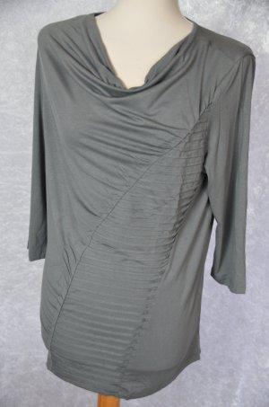 Bonita Waterval shirt grijs Viscose