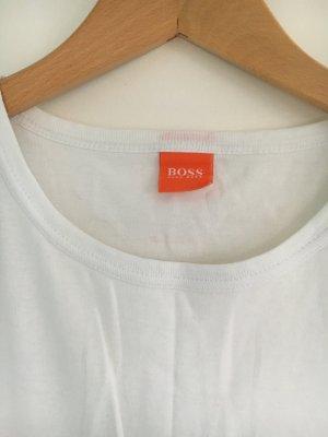 Shirt von Boss Orange mit Schriftzug