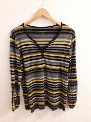 C&A Camisa de rayas multicolor
