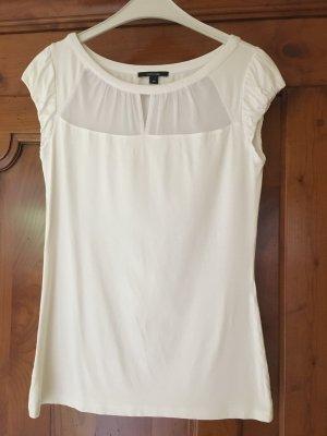 Comma T-Shirt white
