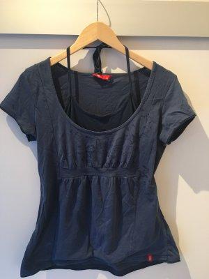 Shirt von edc mit Neckholder in Größe XL