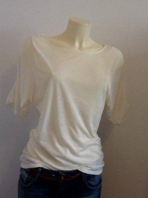 Shirt von Esprit in Off-White, Größe M von Esprit