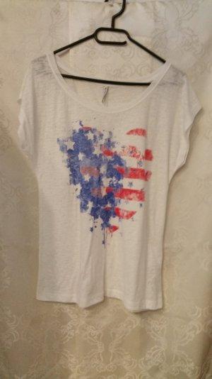 Shirt von Fishbone American-Style Gr. 38