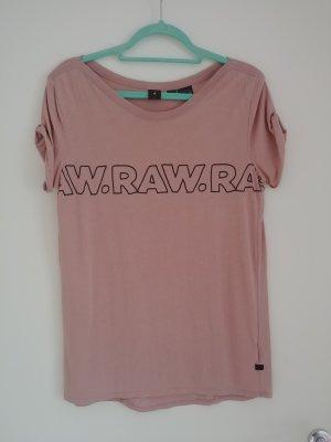 Shirt von G-Star RAW altrosa Gr. M