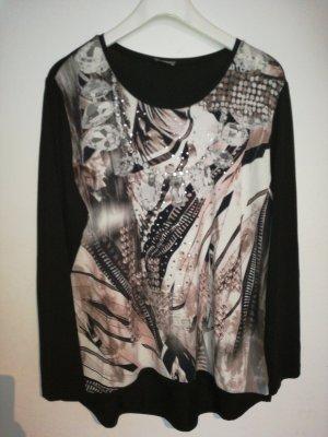 Shirt von Gelco, Top, Langarm Glitzer