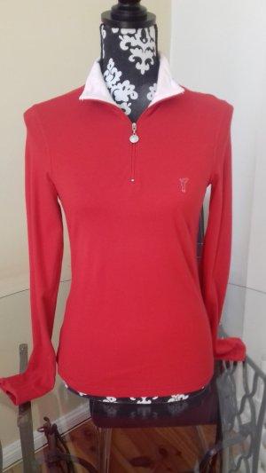 Shirt von Golfino 34 Rot