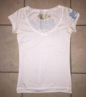 Shirt von Guess in Weiß und Blau