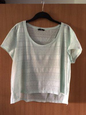 Shirt von H&M Größe L mint Türkis