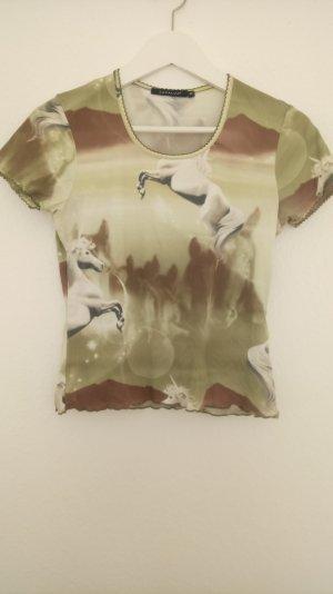 Shirt von Kapalua mit Pferdmotiv