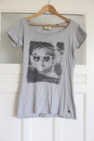 Shirt von Maison Scotch (Größe M) mit Aufdruck