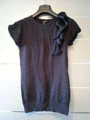 Shirt von Mango, Größe 36 / S, dunkel blau