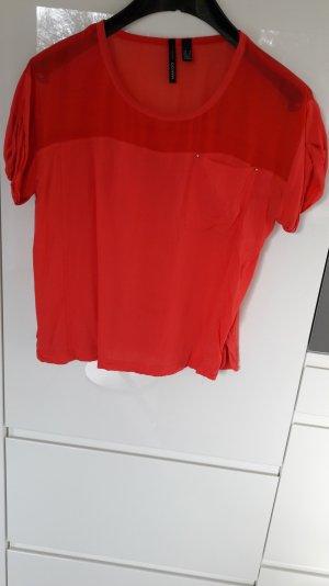 Shirt von Mango in Größe S