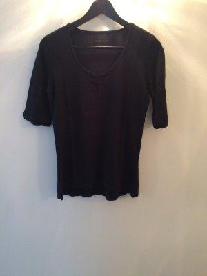 Shirt von Marc Cain. Größe N3(38). schwarz. Neuwertiger Zustand