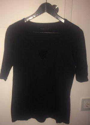 Shirt von Marc Cain. Größe N4(40). schwarz. Neuwertiger Zustand