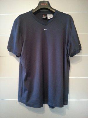 Shirt von Nike, dunkel blau, Größe M/L