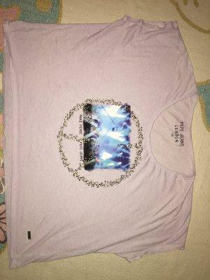Shirt von Pepe Jeans, XS, Flieder, oversize