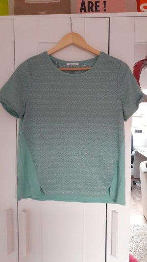 Promod Shirt Body turquoise-cadet blue