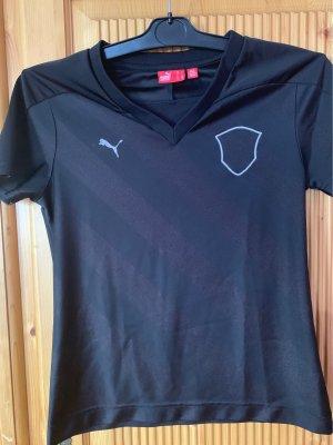 Puma Sportshirt zwart