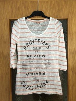 Review Camiseta estampada multicolor
