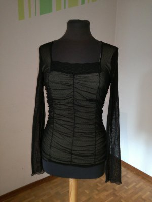 Shirt von S. oliver, Top, transparent, Gothic