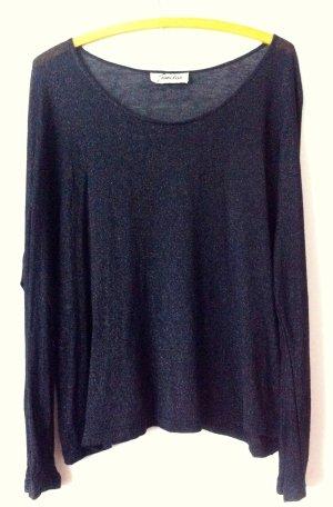 Shirt von Simclan, Glitzereffekt