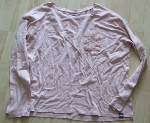 Shirt von SUPERDEY - Gr. L - Viskose