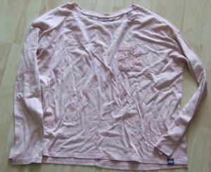 Shirt von SUPERDRY - Gr. L - Viskose