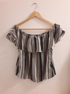 Shirt von Tally Weijl Größe L gestreift bluse