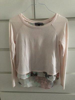 Tally Weijl Camisa larga rosa claro