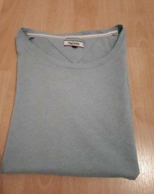 Tommy Hilfiger Denim T-shirt grijs-groen