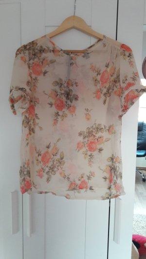 Shirt von Vero Moda in Größe XS Blumen Größe M
